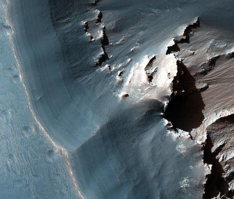dépôts jarosite Mars