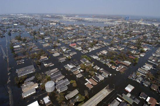 élévation niveau mer océans