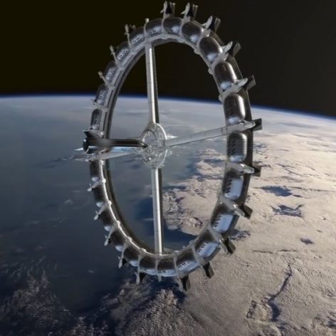 entreprise prevoit construire station orbitale privee 2025