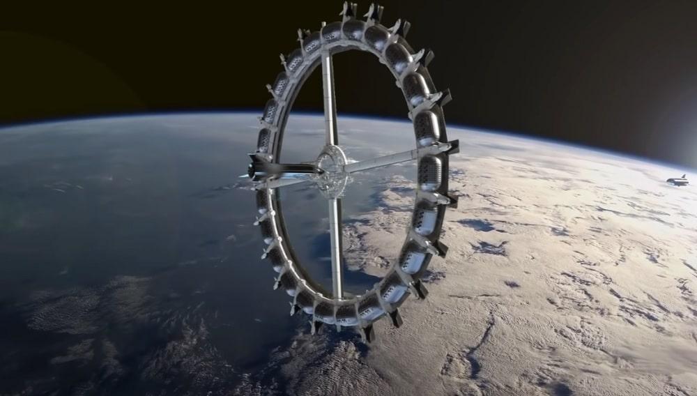 Une entreprise prévoit de construire la première station orbitale privée en 2025 - Trust My Science