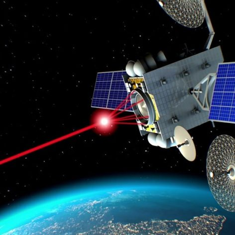 lasers orbitaux pour regler probleme debris spatiaux couv