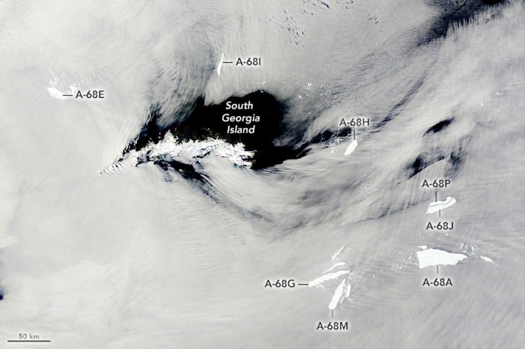 nom fragments iceberg a-68a