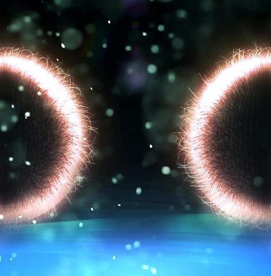 particule hypothetique pourrait constituer portail dimension matiere noire