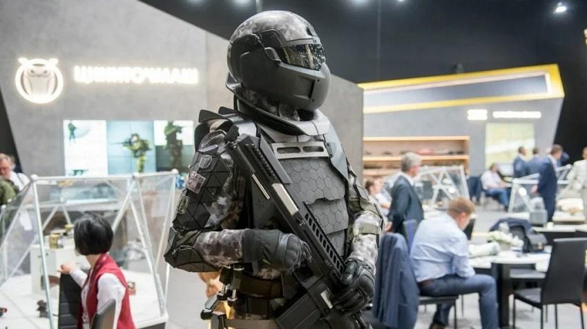 photo armor combat sotnik third generation