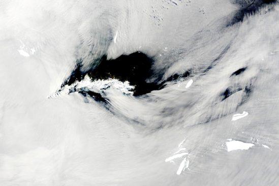 plus grand iceberg monde s est desintegre