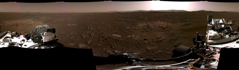 premier panorama rover perseverance