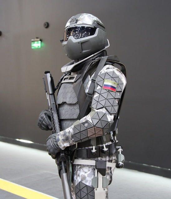 russie developpe armure combat capable arreter balles calibre 50 couv