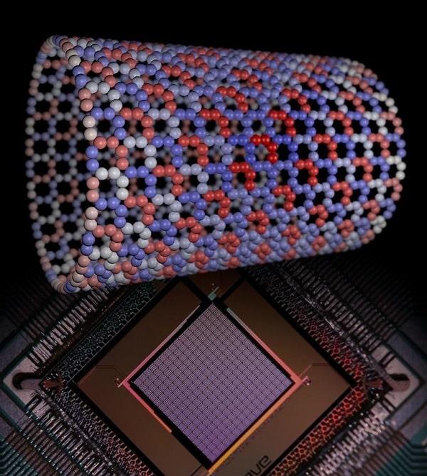 systeme quantique magnetique d-wave