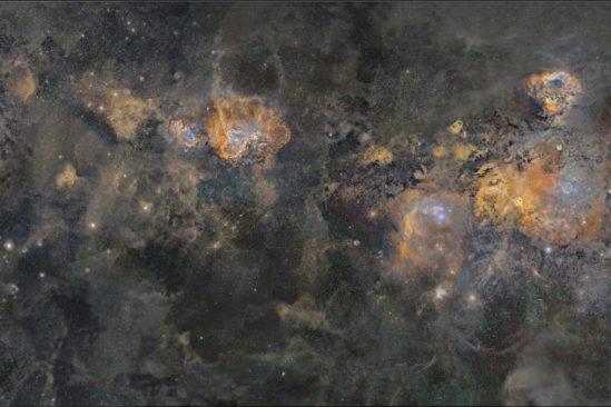 apres 12 ans travail astrophotographe publie photo epoustouflante voie lactee