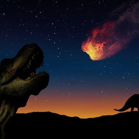 astéroïde extinction dinosaures