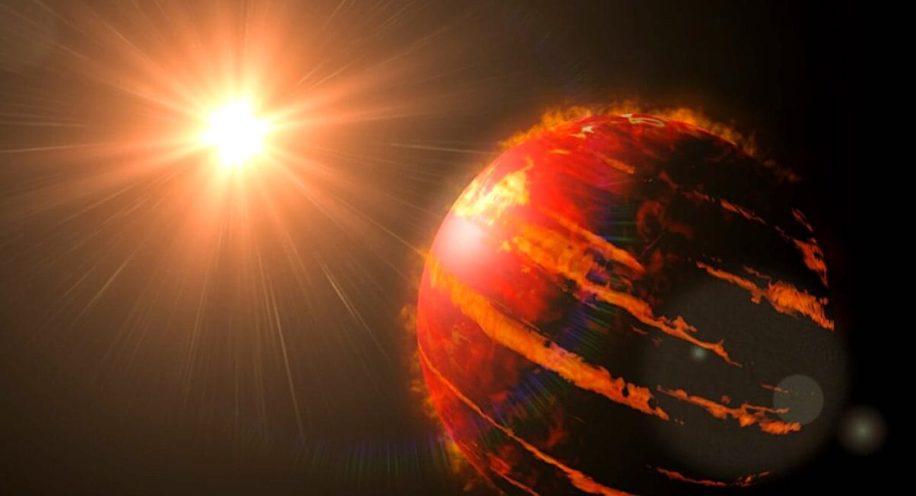 astronomes decouvrent planete plus chaude que plupart etoiles
