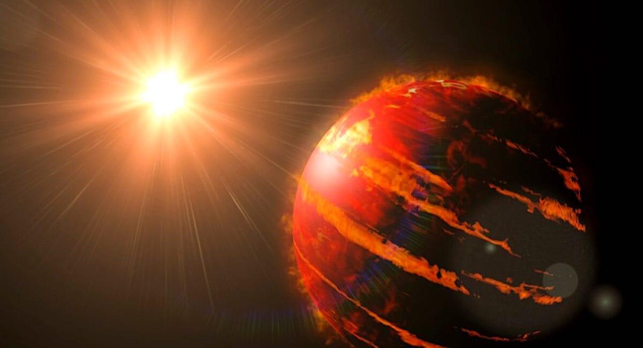 Des astronomes détectent une planète qui serait plus chaude que la plupart des étoiles - Trust My Science