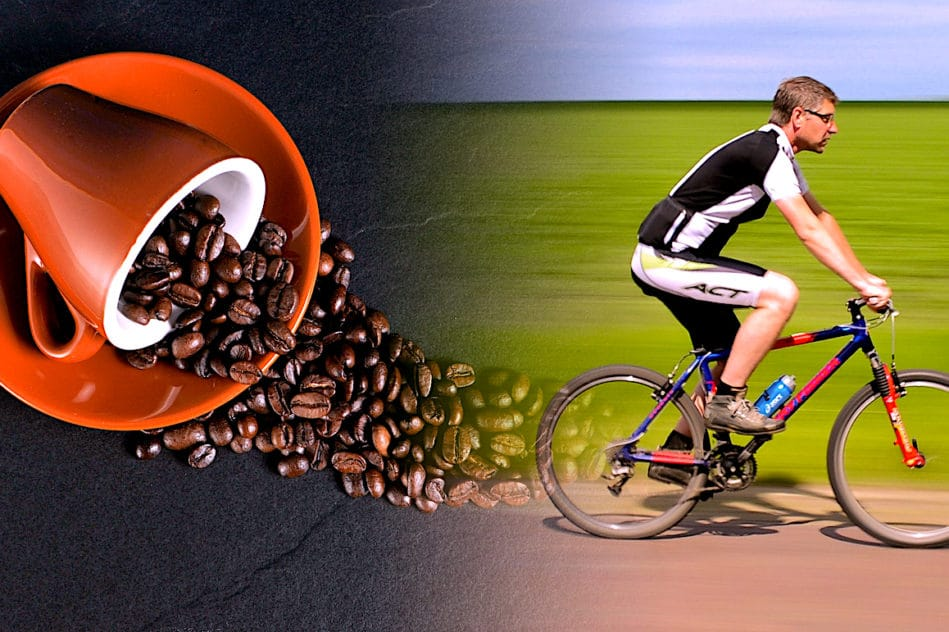 cafe fort demi heure avant exercice augmente combustion graisses