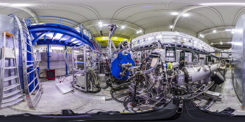décélérateur antiprotons CERN
