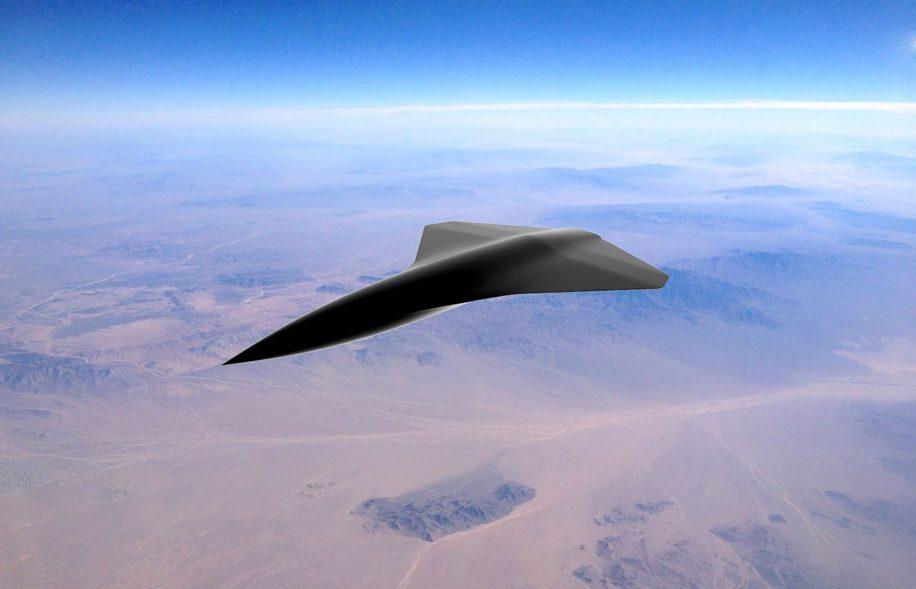 drone combat supersonique arrow