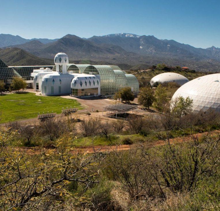 expérience Biosphère 2