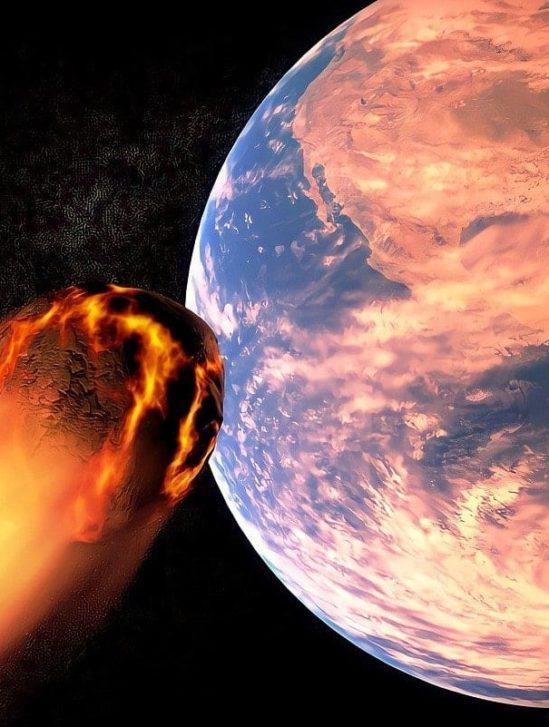 explosion météore états-unis