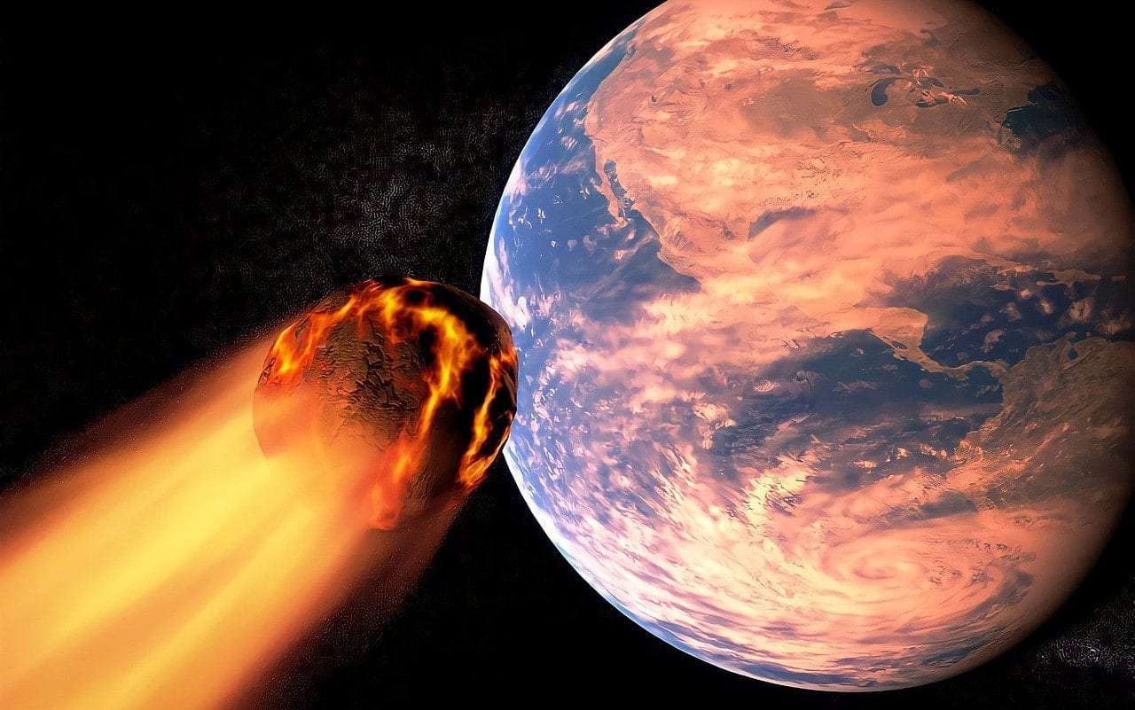 Un bolide explose dans le ciel américain comme 200 kg de TNT ! - Trust My Science