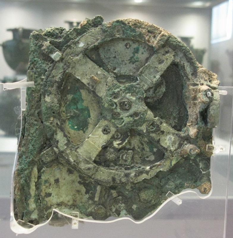 fragment machine Anticythère