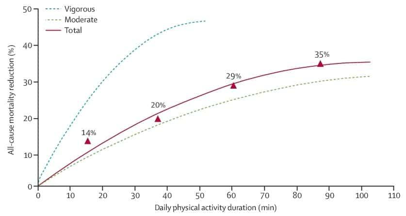 graphique reduction risque deces exercice