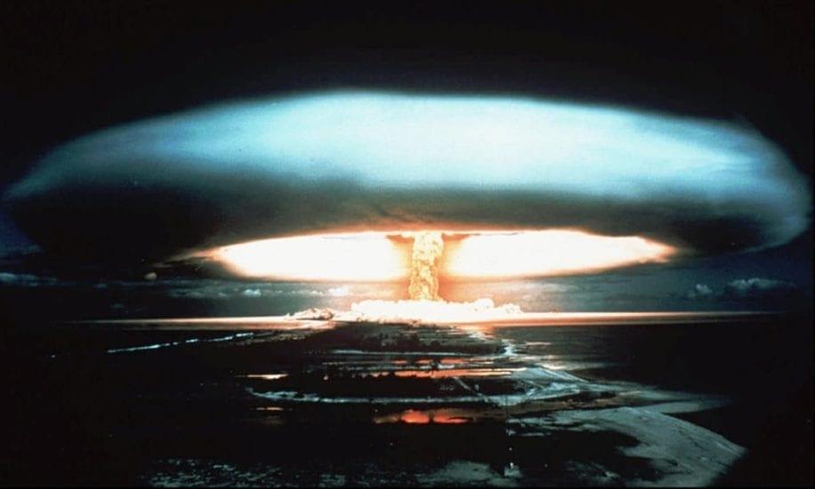 impact sanitaire essais nucléaires polynésie