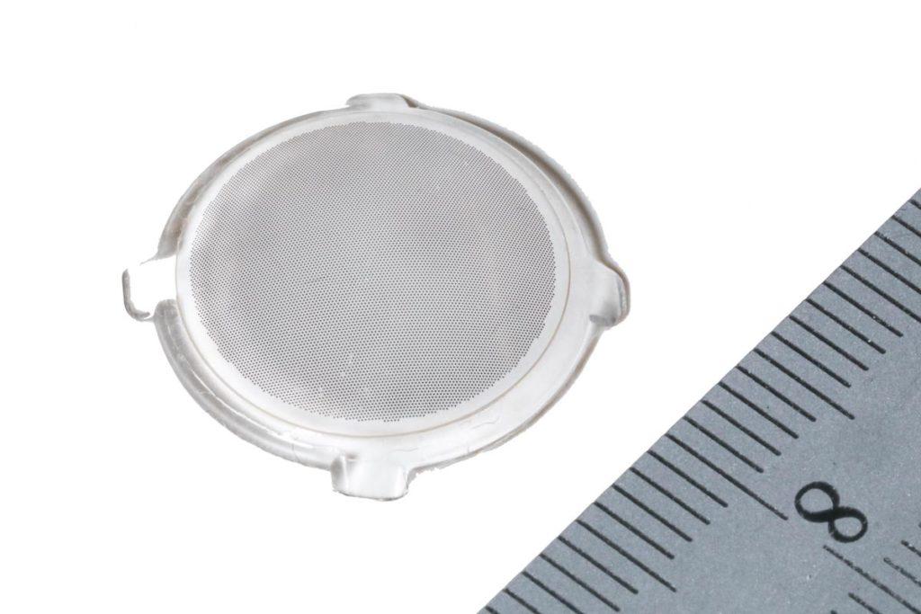 implant retinien epfl
