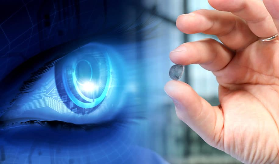 implants retiniens pour redonner vue aveugles