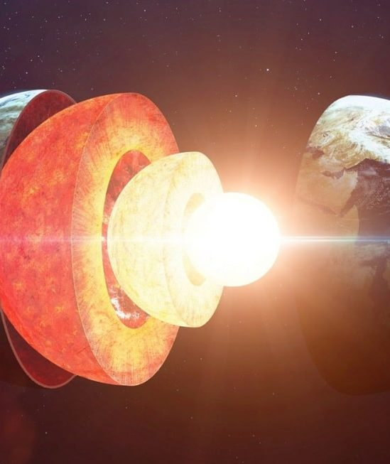 indices confortent existence couche supplementaire noyau interne terrestre