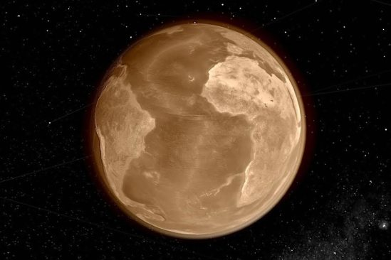 manque oxygene eradiquera plupart formes de vie sur terre dans milliard annees