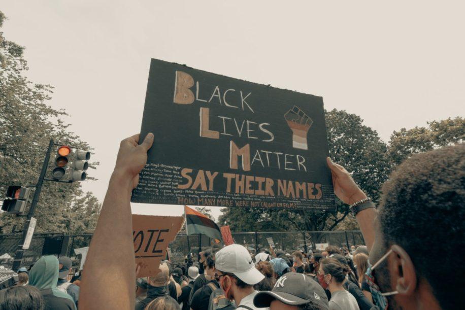 black lives matter baisse homicides police