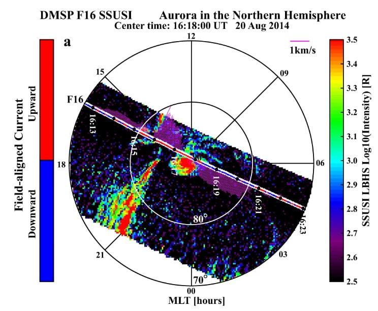 observations satellites ouragan spatial