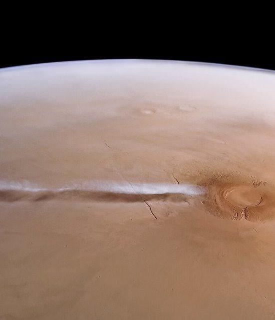 origine mysterieux nuage martien recurrent enfin expliquee