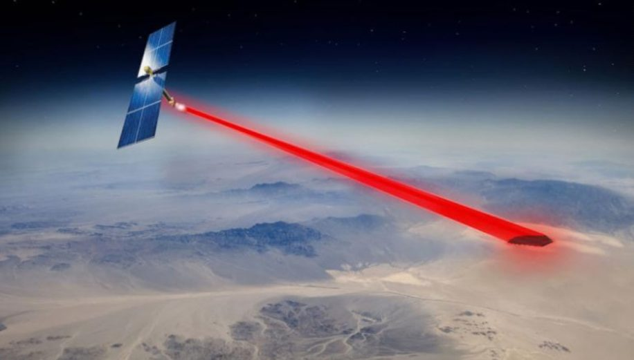 panneau solaire spatial