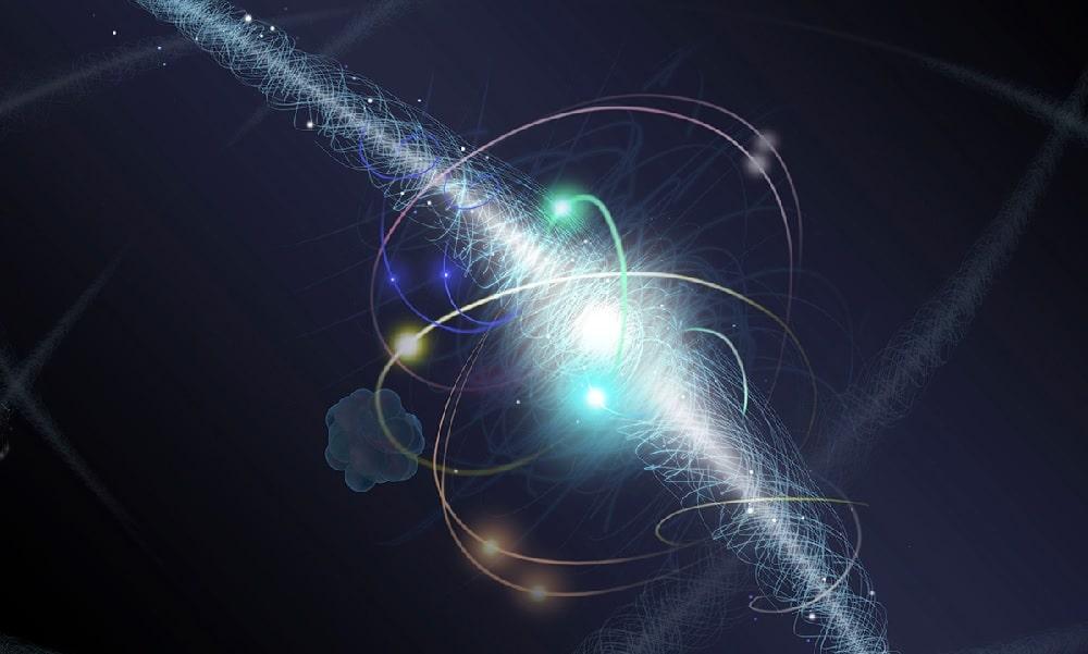 Des portails gravitationnels pourraient transformer la matière noire en matière ordinaire - Trust My Science