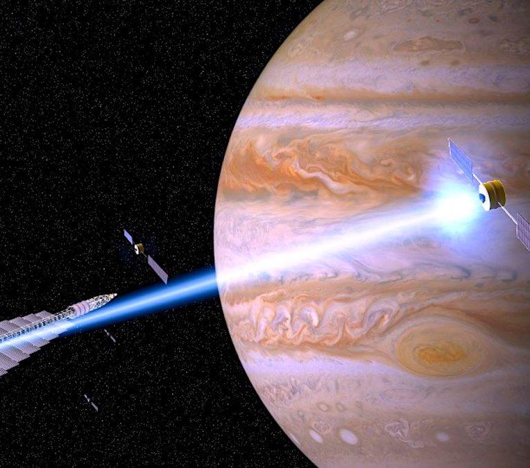 propulsion photonique vaisseaux spatiaux terre