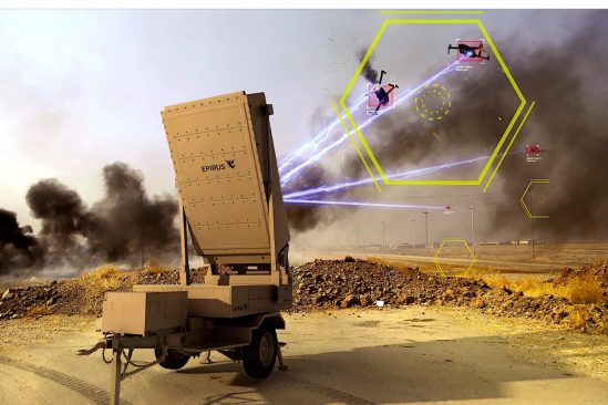 arme micro-ondes pourrait neutraliser instantanement essaim drones