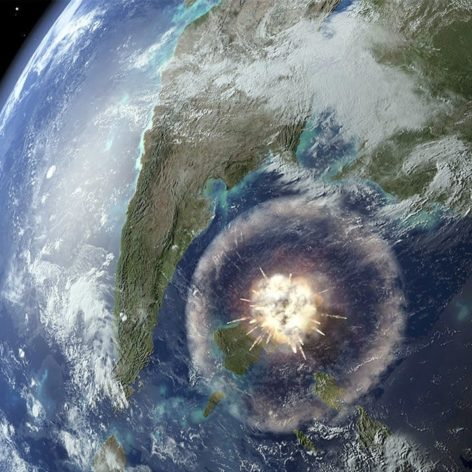 asteroide tue dinosaures donne naissance foret amazonienne couv