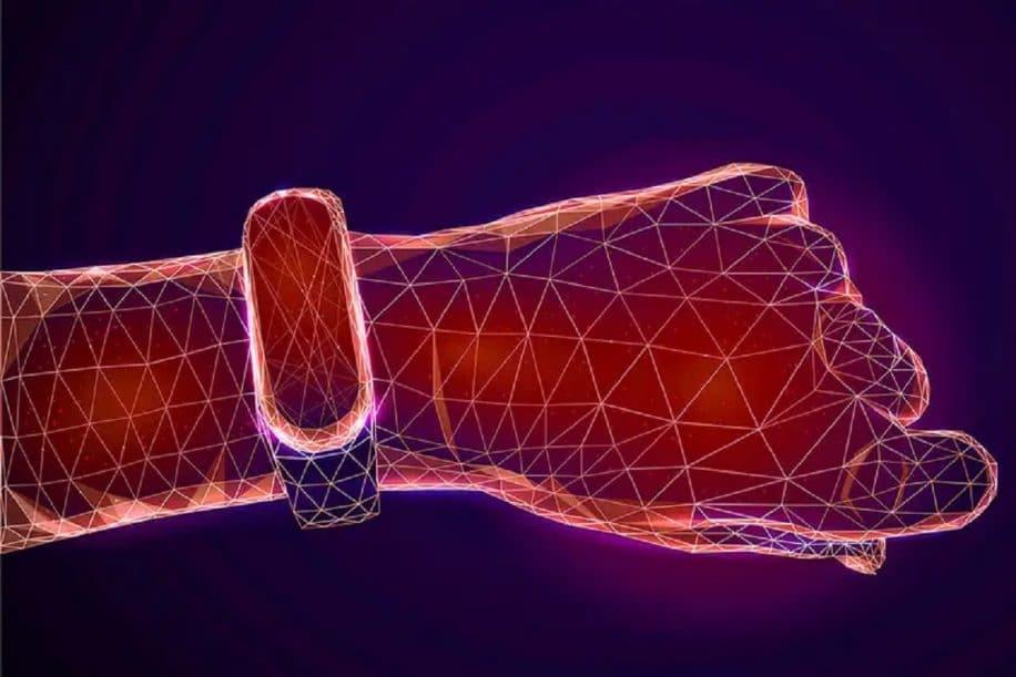 bracelet transformant chaleur corporelle electricite alimenter led