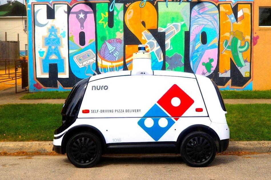 dominos propose desormais livraison par robot autonome