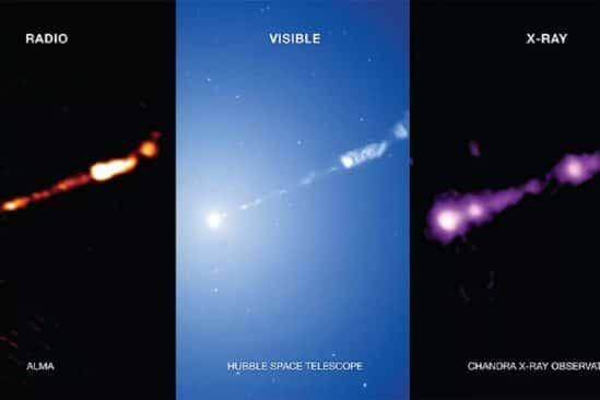 eht revele dynamique trou noir supermassif m87