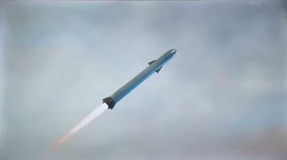 entreprise etatique aerospatial chinoise devoile prototype similaire starship