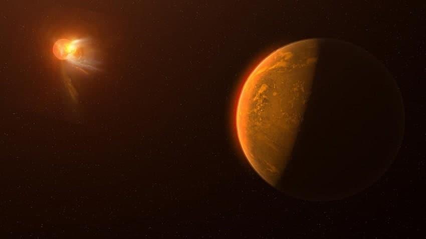 eruption stellaire proxima centauri b