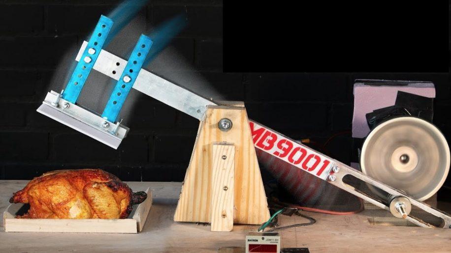 est il possible faire cuire poulet en frappant