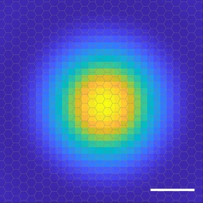 fonction onde exciton probabilites orbites electrons