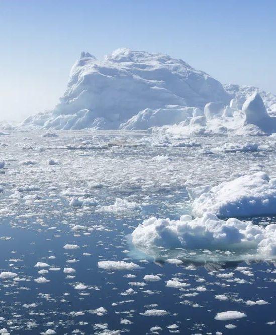 fonte massive glace provoque derive poles geographiques couv