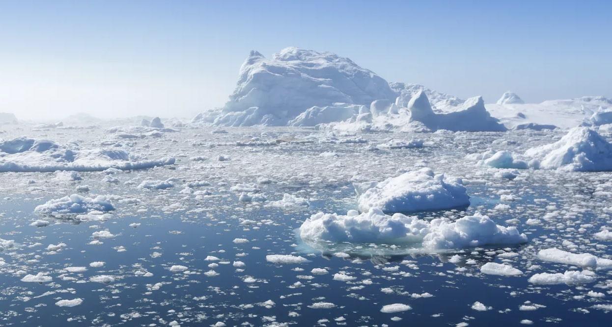 La fonte massive des glaces modifie l'axe de rotation de la Terre