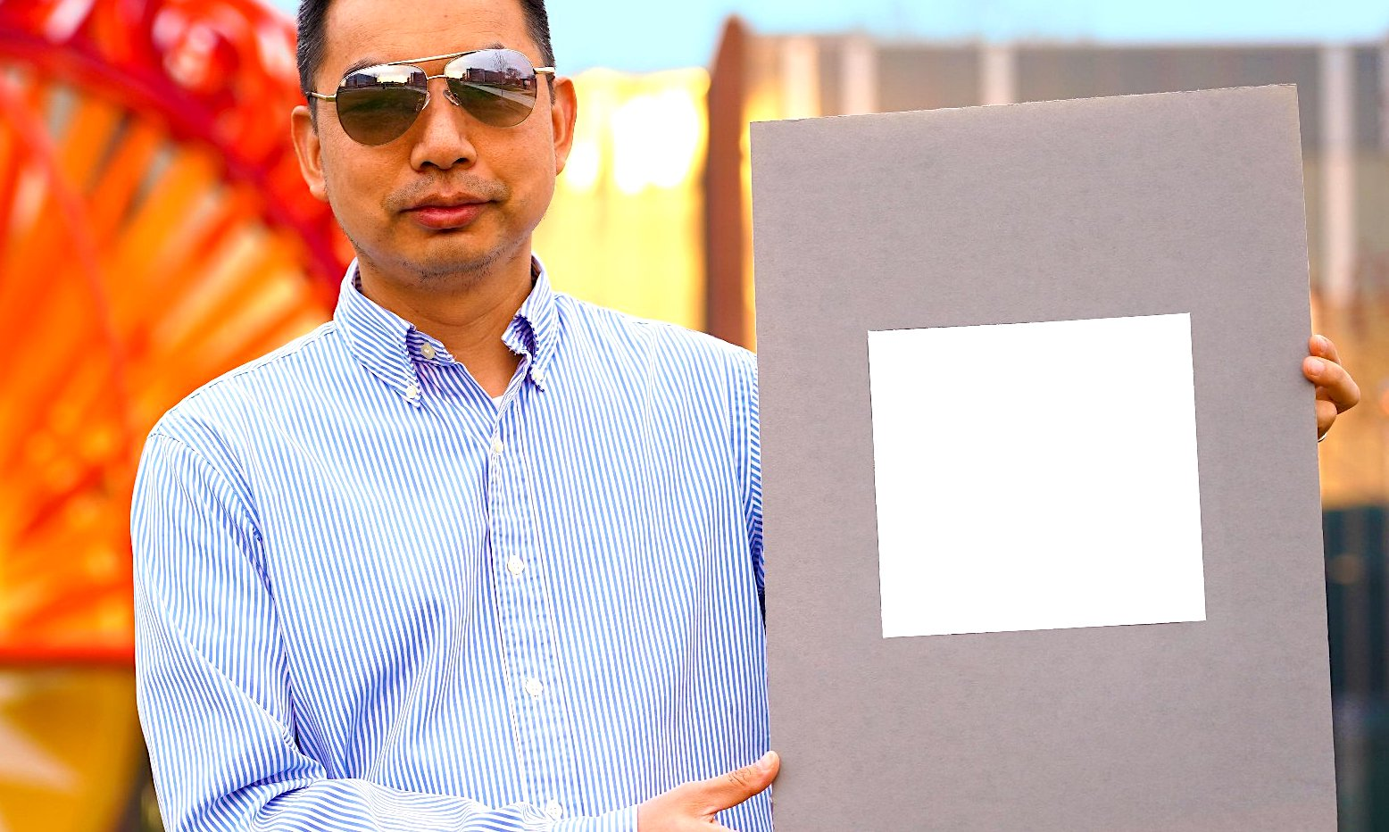 Voici la peinture la plus blanche jamais conçue, et elle pourrait changer le monde