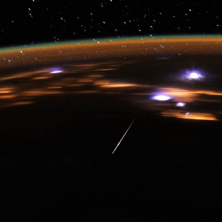 pluie météores lyrides avril 2021