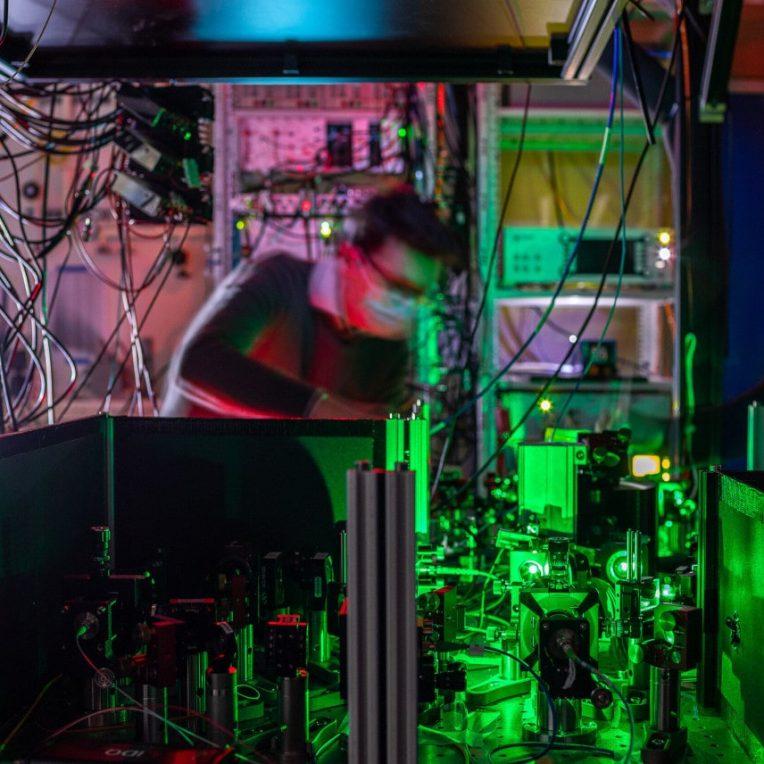 premier réseau quantique multi-noeuds
