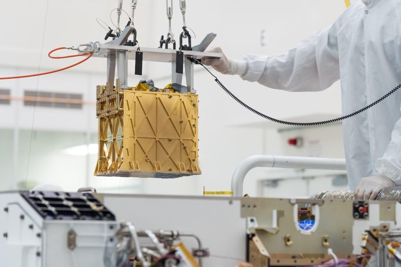 Le rover Perseverance a réussi à produire de l'oxygène sur Mars!